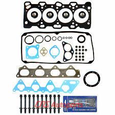 Head Gasket Set w/ Bolts for 93-99 Mitsubishi Eclipse Expo Galant 2.4L SOHC 4G64