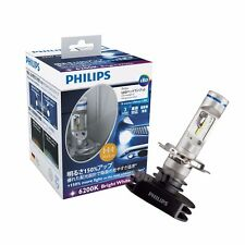 LUMILEDS Philips LED H4 Headlight X-treme High Low Beam 6200K Super Bright CAR