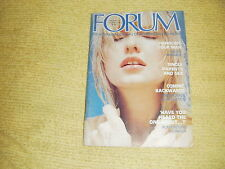 vintage FORUM Vol 6 No 10 Oct '78 Australian Journal Of Interpersonal Relations