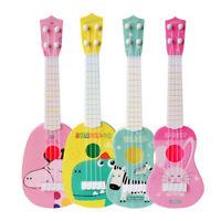 Ukulélé drôle instrument de musique enfants guitare montessori jouets éducat PM