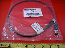 Mencom MDCP-8MFP-0.6M-B Connector Cordset Receptacle 8 Pin Pole Wire Nib New