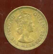 HONG KONG  10 ten cents 1959  ( bis )