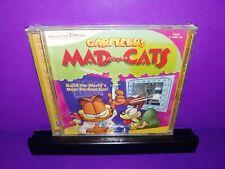 Garfield's Mad about Cats Pc Cd Rom Windows/Mac Brand New B497