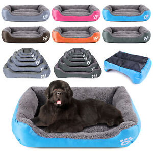 Pet Sleeping Bed Soft Resting Cushion for Dog Cat Puppy Warm Kennel Mat Blanket