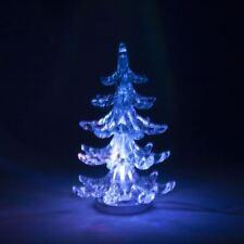 Festive Magic USB Light Up Christmas Tree | Multicoloured | Home or Office Desk