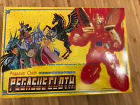 Saint Seiya Vintage Pégase Memorial Pegasus version Taiwan 1 grappé uncut 4/4