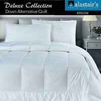 Alastairs Deluxe Collection Down Alternative Microfibre Quilt Doona | Queen
