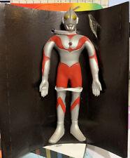 Vintage Bandai 1980s Ultraman Biegbar Figur W / Kiste und Ständer Kaiju Serie