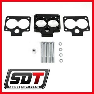 Fits 1993-1998 Jeep Grand Cherokee ZJ Throttle Body Spacer Kit 52mm 2WD 4WD