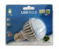 LED912 - Lampada LED BULB E27 - 4W - Luce fredda
