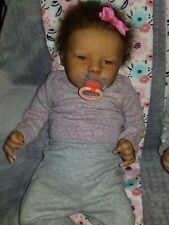 Biracial Ethnic Reborn Wendy Bountiful Baby