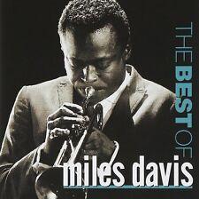 Miles Davis Best Of-Prestige Recordings CD NEW SEALED 2004 Remastered Jazz