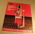 1986 Handloading Equipment by Lee Precision, Inc.