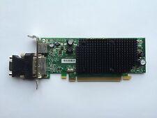 SFF DELL xx347 0xx347 Radeon HD 2400 PRO 256mb PCIe Windows 8 con adattatore VGA