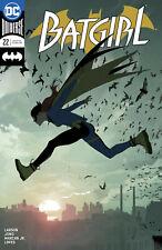 Batgirl #22 Cover B Joshua Middleton Variant Cover DC Comics 1st Print