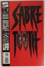 1993 SABRETOOTH #1  -  VG                (INV24115)