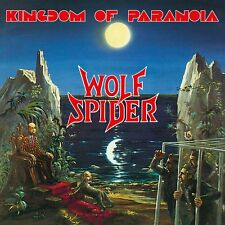 CD WOLF SPIDER Kingdom of Paranoia