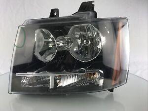 2007-2014 Chevrolet Avalanche Suburban Tahoe Headlamp Light LH/Driver 22853025