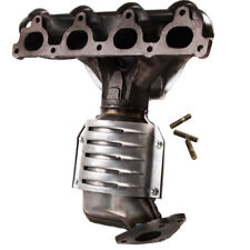 New Catalytic Converter with Exhaust Manifold Fit 96-2000 Honda Civic 1.6L Front