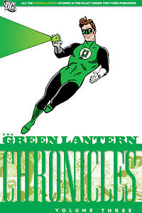 Green Lantern Chronicles Vol 3 by Broome, Kan, Infantino & more TPB 2010 DC OOP