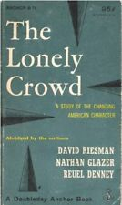 B0007DNQ2E The lonely crowd;: A study of the changing American character, (Doub