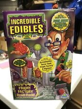 NEW Toymax Incredible Edibles Fright Factory Refill Pack Rare Expired