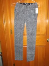 Miss Me Jeans new with tags girls Leopard print