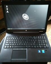 HP ZBook 15 G2 i7-4810MQ 2.8GHz 16GB 256GB SSD NVIDIA K2100M Great Condition!