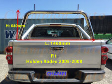 3'' Stainless steel Ladder Rack fit Holden Rodeo 2005-2008 TUB