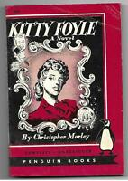 Kitty Foyle by Christopher Morley (1944 Penguin [#529] 1st printing, SCARCE)