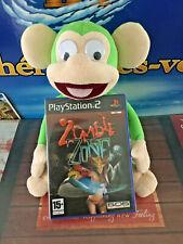 ZOMBIE ZONE PS2 sony playstation 2 neuf blister new sealed neu nuevo nuovo PAL