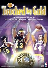 NBA - Los Angeles Lakers 1971-72 Touched By Gold (DVD, 2014) - Region 4