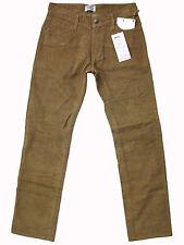 Levi Signature Standard Straight butterscotch cord jeans 28x33 NWT!!!