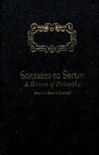 Socrates to Sartre: History of Philosophy by Stumpf, Samuel Enoch, Good Book