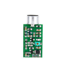 0.7-9V 88MHZ - 108MHZ FM Transmitter Moudle Bug Wiretap Dictagraph Interceptor