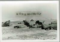 WW 2 Orel Orjol im Winter 1942 Panzer Propaganda Kompanie 693 -5