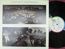 Fairport Convention ORIG OZ LP Real time Live NM '87 Island L38828 Folk Rock