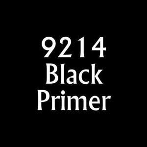 Reaper Miniatures 09214: Brush-On Black Primer - Master Series Paint Core Paint