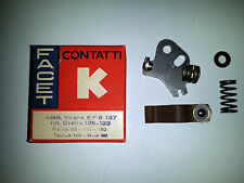 CONTATTI PUNTE PLATINATE CONTACT BREAKER POINT SET EFB 137 PARILLA TAURUS BALO