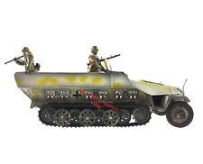 1:32 Diecast Unimax Toys Forces of Valor WWII German Hanomag Sdkfz 251 Halftrack