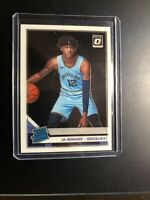 Ja Morant 2019-20 Optic Basketball Rated Rookie Card RC #168 Memphis Grizzlies