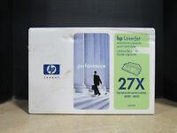 Brand New HP C4127X HP Laserjet Series 27X Maximum Capacity Print Cartridge