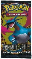 Dragon Vault Booster Pack (Pokemon) New Pokemon JG2