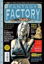 VITTORIO PAVESIO Productions FANTASY FACTORY N. 2 Rivista Fumetti TERMITE BIANCA