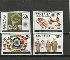 Tanzania 1983 Commonwealth Day Set MNH