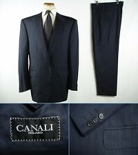 Canali Fine Wool Suit fits 46 48 L W39 L33