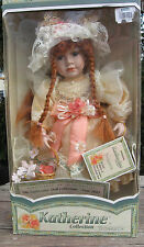 Katherine Collection by Timeless Treasures 2002 Porcelain Victorian Doll
