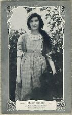 Mary Philbin 1922 Max B Sheffer Card Co. Postcard MBSC Co.