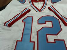 #00 Houston OilersCustom Football Jersey Your Name&Number sewn on.4X,5X,6X,7X,8