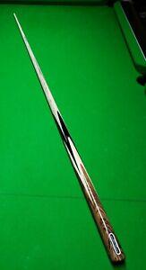 Snooker Pool Cue Custom High Quality Ash 1 piece Hand Made Uk